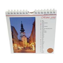 Ofsetová tlač kalendárov