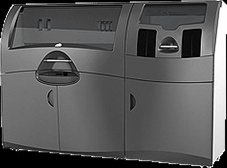3D printing service Projet 660 Pro